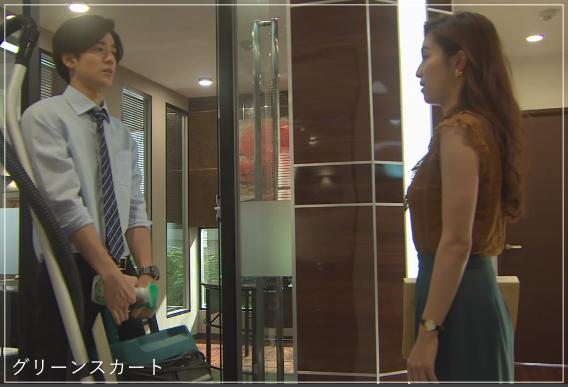 スーツ[3話] 中村アンの衣装とファッション!ネックレスや時計も!a4