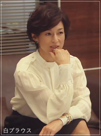 SUITS/スーツ[6話] 鈴木保奈美が綺麗!ティファニーや時計のブランドも!