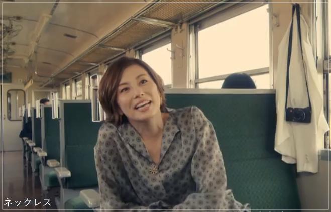 リーガルV[2話]米倉涼子の服のブランド!Tシャツにアクセサリーも!a0