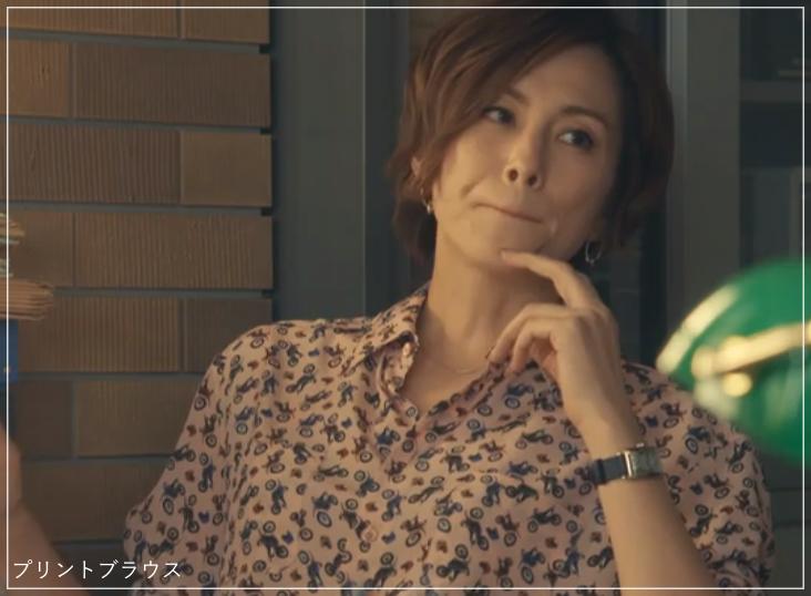 リーガルV[4話]米倉涼子の衣装!ピアスにネックレスも!a2