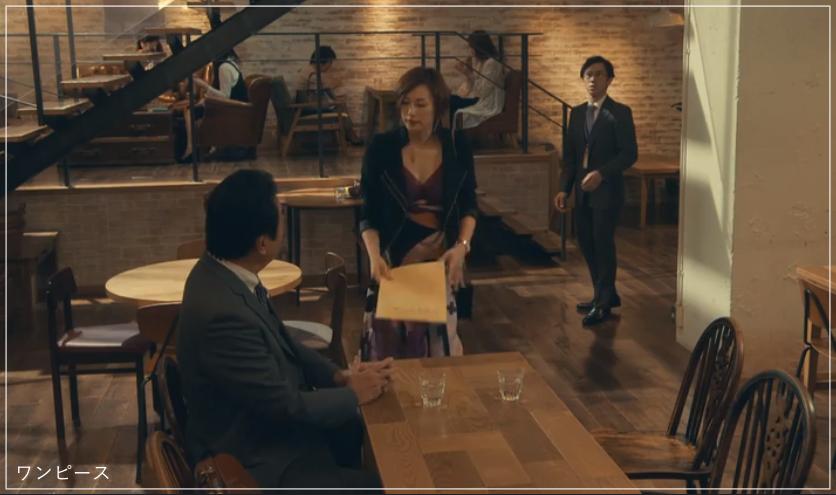 リーガルV[2話]米倉涼子の服のブランド!Tシャツにアクセサリーも!a12