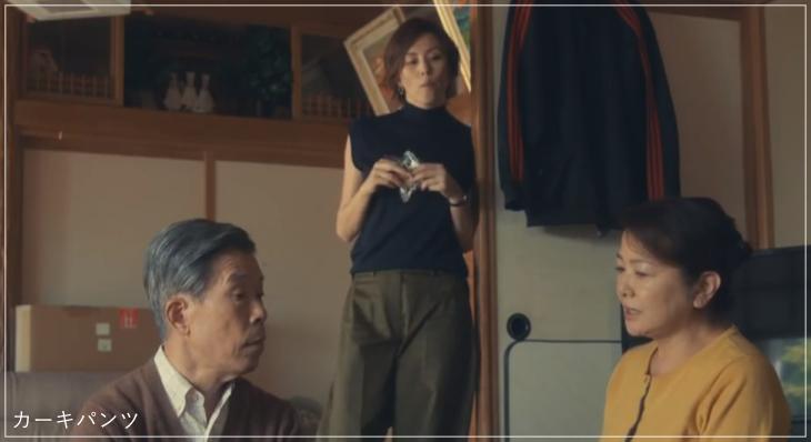 リーガルV[3話]米倉涼子のアクセサリー!バッグや服のブランドも!a3
