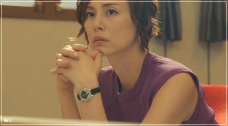 リーガルV[4話]米倉涼子の衣装!ピアスにネックレスも!a9