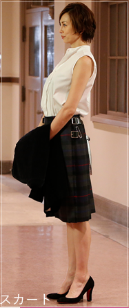 リーガルV[4話]米倉涼子の衣装!ピアスにネックレスも!aadd