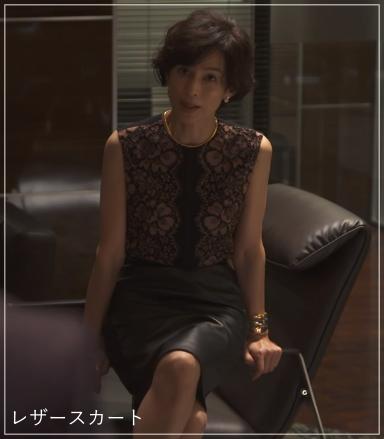 SUITS/スーツ[7話] 鈴木保奈美の衣装!カルティエにアクセサリーも!