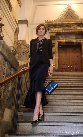 リーガルVの米倉涼子の服のブランドは?靴やアクセサリーも!6