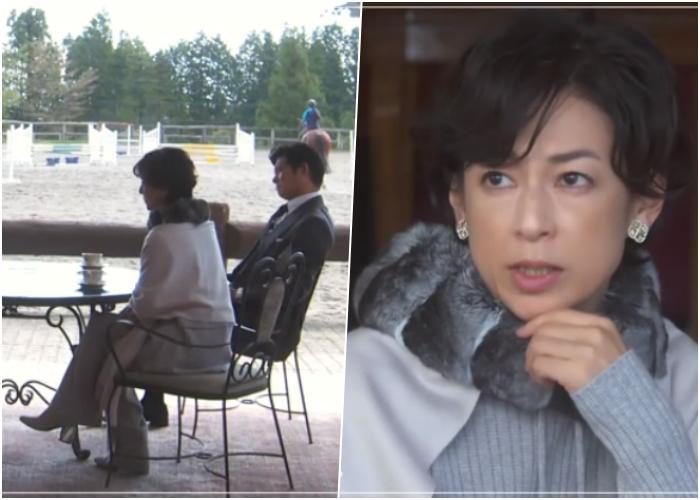 SUITS/スーツ[6話] 鈴木保奈美が綺麗!ティファニーや時計のブランドも!1-2