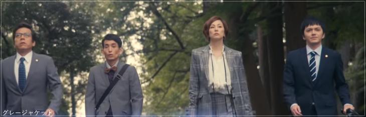 リーガルV[6話]米倉涼子の衣装!フェンディにディオール、ジュエリーも1