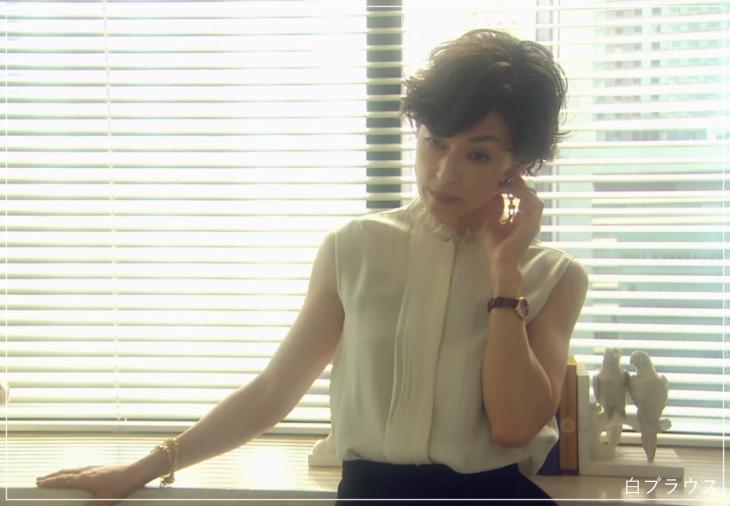 SUITS/スーツ[6話] 鈴木保奈美が綺麗!ティファニーや時計のブランドも!10