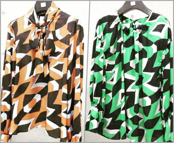 SUITS/スーツ[5話] 鈴木保奈美の服のブランド!ブラウスやネックレスも!4-2