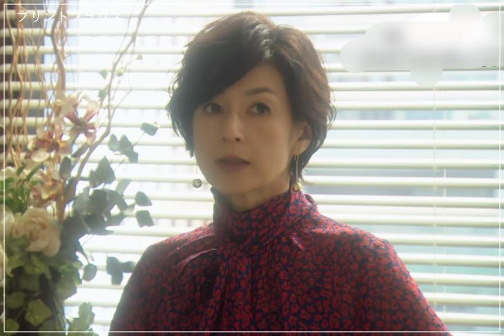 SUITS/スーツ[9話] 鈴木保奈美のコートにネックレス!シャネルやブルガリも9w5