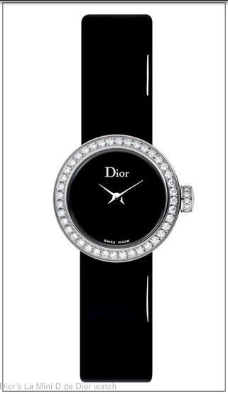 リーガルV[5話]米倉涼子のファッション!ルブタンにサンローランも!Dior's La Mini D de Dior watch