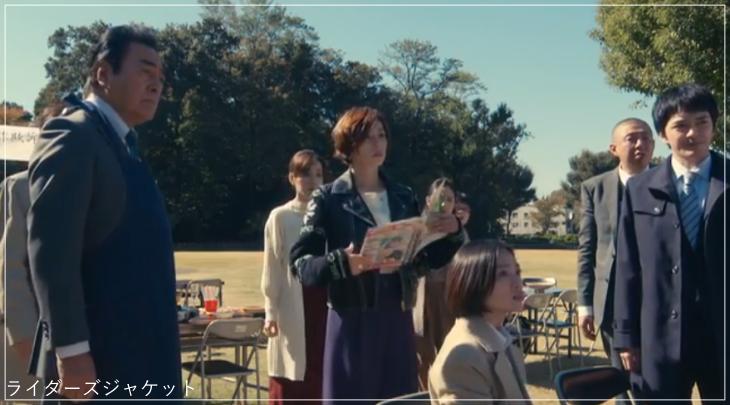 リーガルV[7話]米倉涼子の衣装のブランド!ルイ・ヴィトンにロエベもa18