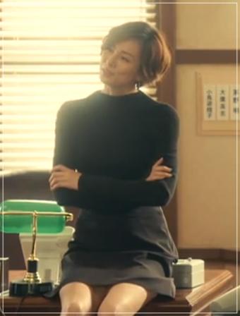 リーガルV[7話]米倉涼子の衣装のブランド!ルイ・ヴィトンにロエベもa28