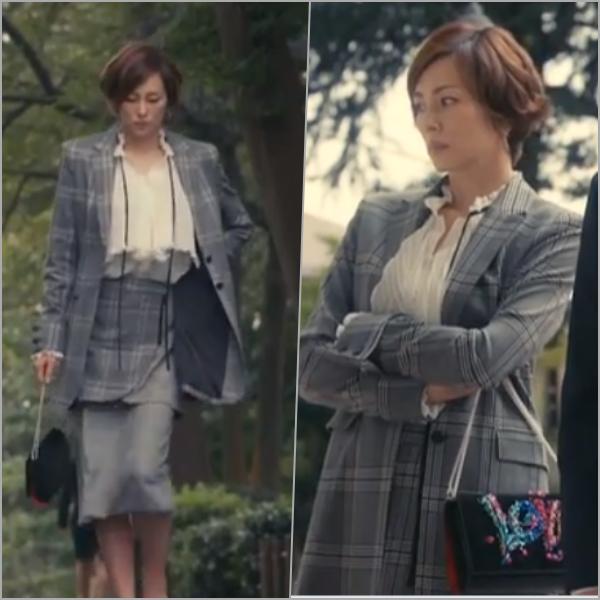 リーガルV[6話]米倉涼子の衣装!フェンディにディオール、ジュエリーもcoll3