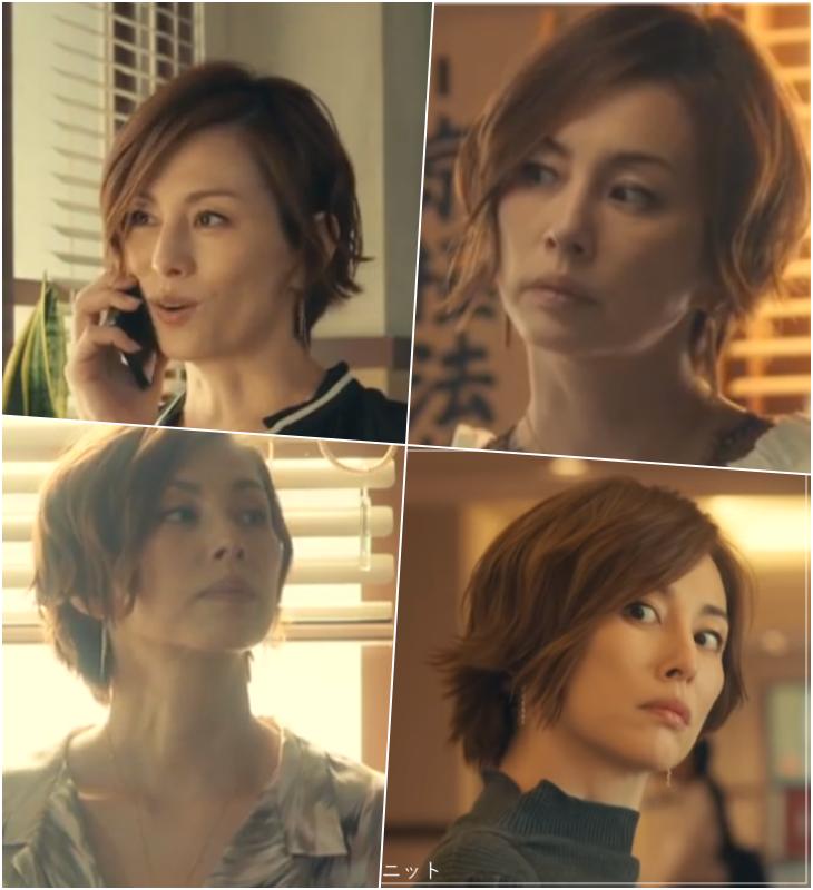 リーガルVの米倉涼子の髪型!くせ毛ショートを真似るオーダー方法 !naname