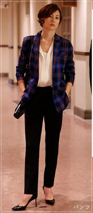 リーガルV[5話]米倉涼子のファッション!ルブタンにサンローランも!noname2