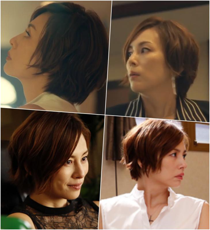 リーガルVの米倉涼子の髪型!くせ毛ショートを真似るオーダー方法 !yoko