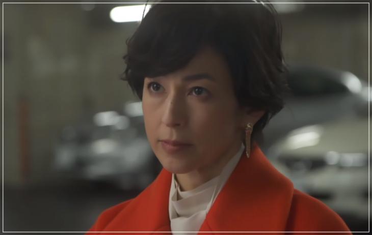 SUITS/スーツ[10話] 鈴木保奈美が着用のピアス!バッグに衣装も!11