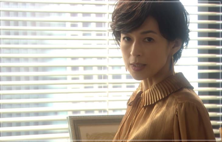 SUITS/スーツ[11話] 鈴木保奈美の衣装!サンローランにディオールも!11w2