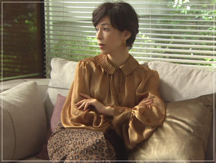 SUITS/スーツ[11話] 鈴木保奈美の衣装!サンローランにディオールも!13