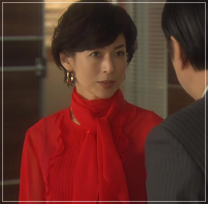 SUITS/スーツ[11話] 鈴木保奈美の衣装!サンローランにディオールも!23