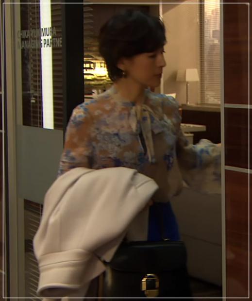 SUITS/スーツ[11話] 鈴木保奈美の衣装!サンローランにディオールも!28