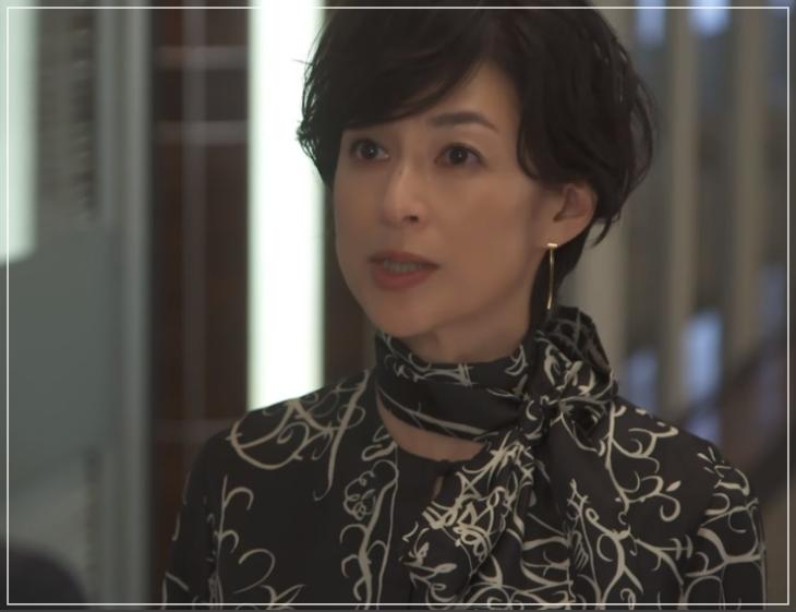 SUITS/スーツ[10話] 鈴木保奈美が着用のピアス!バッグに衣装も!A12