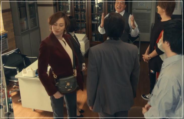 リーガルV[8話]米倉涼子の衣装がかっこいい!ブシュロンにディーゼルもa16