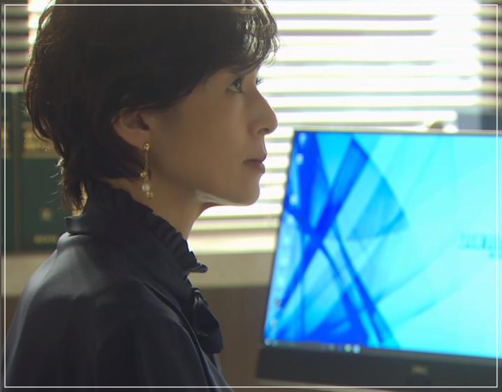 SUITS/スーツ[10話] 鈴木保奈美が着用のピアス!バッグに衣装も!a23