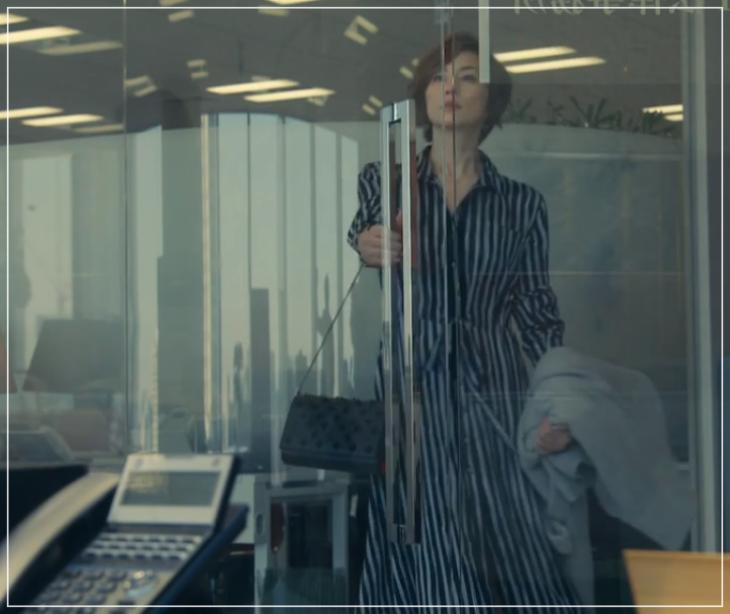 リーガルV[最終回]米倉涼子の衣装!サンローランにバレンシアガも!a30