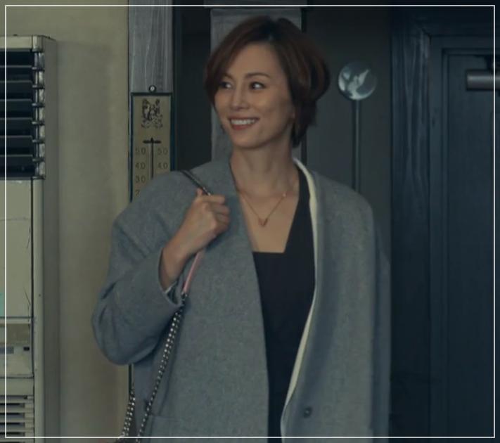 リーガルV[8話]米倉涼子の衣装がかっこいい!ブシュロンにディーゼルもa5