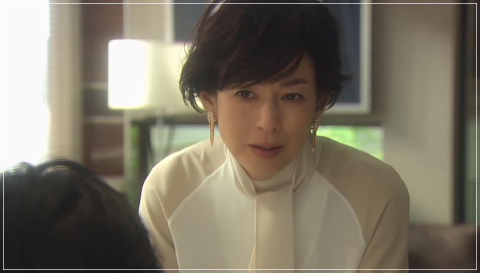 SUITS/スーツ[10話] 鈴木保奈美が着用のピアス!バッグに衣装も!a6