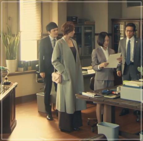 リーガルV[8話]米倉涼子の衣装がかっこいい!ブシュロンにディーゼルもa6