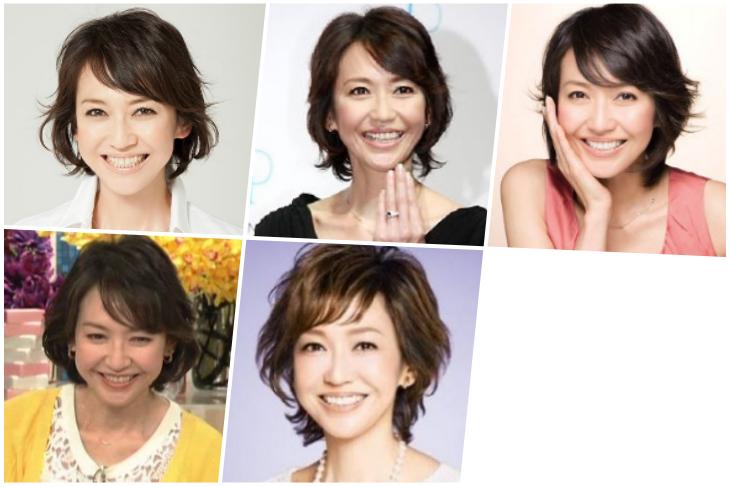 賀来千香子(グッドワイフ)のきれいなショートヘア!今と昔の比較5選kakucoll2
