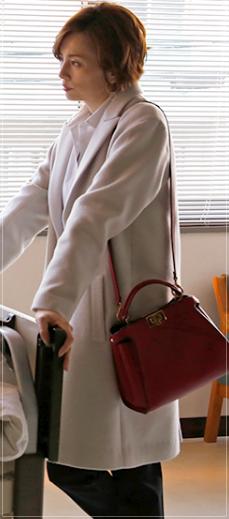 リーガルV[最終回]米倉涼子の衣装!サンローランにバレンシアガも!noname2