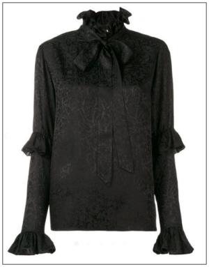QUEEN[3話]竹内結子のモテるファッション!ブシュロンにネックレスも