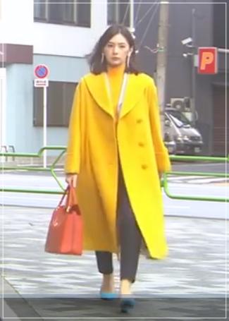 家売るオンナの逆襲[2話]北川景子の衣装!服にピアスやバッグも!1