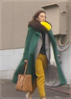 家売るオンナの逆襲[4話]北川景子のファッション!ネックレスにニット10