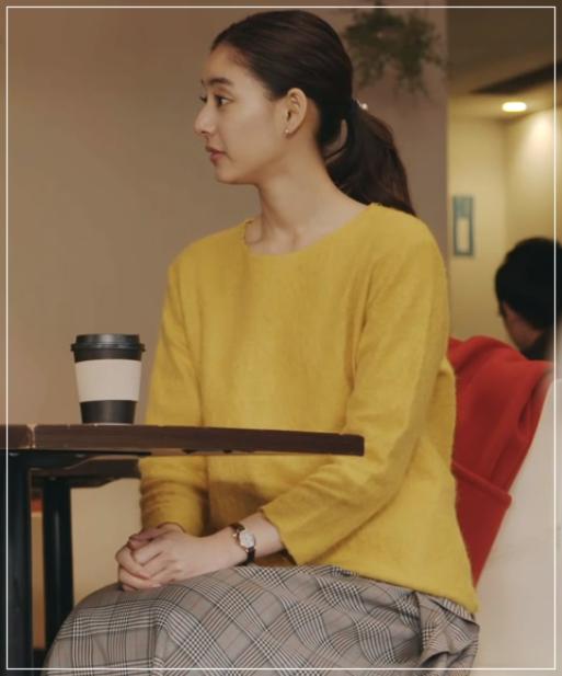 トレース[2話]新木優子の服のブランド!バッグに靴やコートも!11