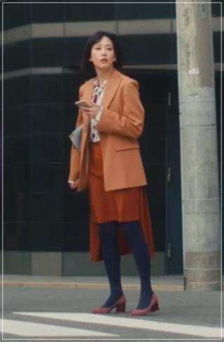 QUEEN[1話]水川あさみの衣装!モテるファッションブランドは?13