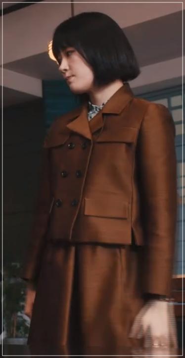 スキャンダル専門弁護士QUEEN[9話]水川あさみの衣装!指輪やアクセサリー