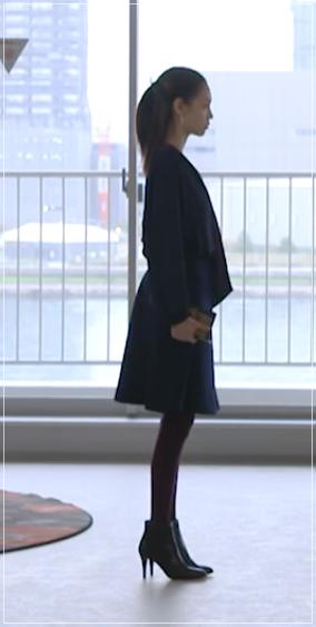 グッドワイフ[2話]水原希子の服のブランド!靴にピアスにニットも!24