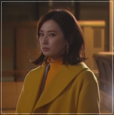 家売るオンナの逆襲[2話]北川景子の衣装!服にピアスやバッグも!3