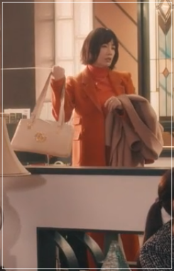 QUEEN[4話]水川あさみの衣装!グッチやクロエにバッグも!30