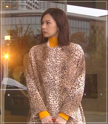 家売る女の逆襲[1話]北川景子の着用の洋服がきれい!アクセサリーも4