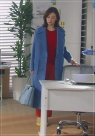 家売るオンナの逆襲[2話]北川景子の衣装!服にピアスやバッグも!4