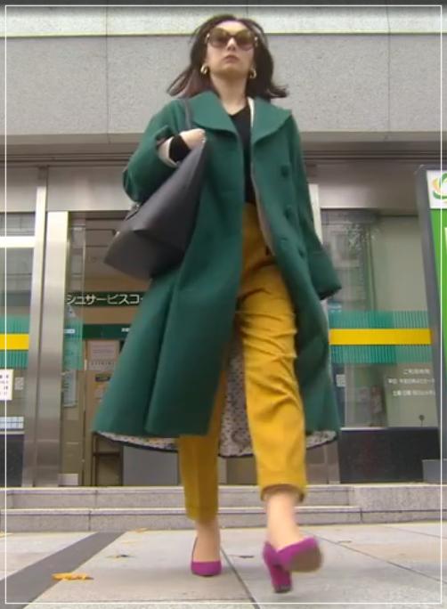 家売るオンナの逆襲[7話]北川景子の衣装!スーツにバッグにネックレス