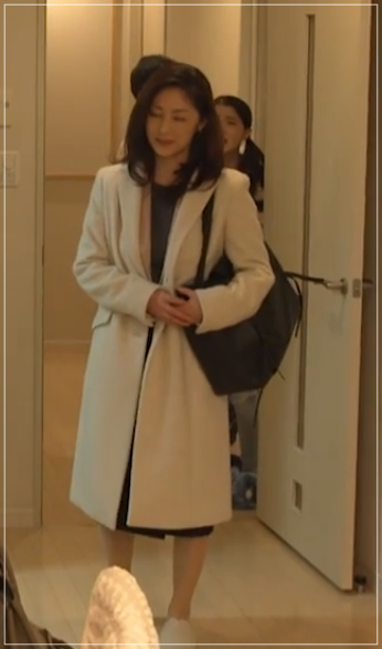 グッドワイフ[3話]常盤貴子の衣装のブランド!ニットにジャケットも9