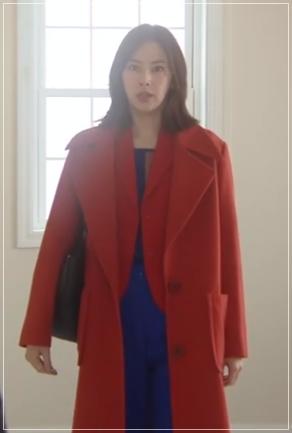 家売る女の逆襲[1話]北川景子の着用の洋服がきれい!アクセサリーも9